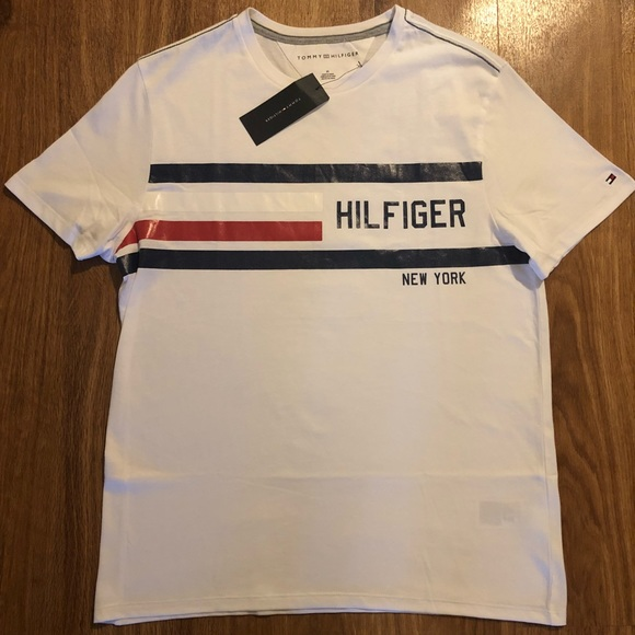 082430232cf2 new tommy hilfiger men t shirt authentic